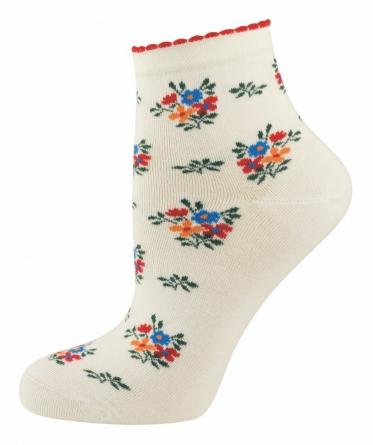 Женские носки с коротким верхом серии Trend.