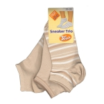 Socks Women Sneaker 3 pack. Носки женские по 3 в упаковке.