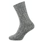 Теплые мужские носки с шерстью в норвежском стиле по 2 пары в упаковке.