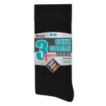 Мужские хлопчатобумажные носки без резинки по 4 пары в упаковке.