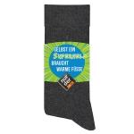 Мужские хлопчатобумажные носки по 5 пар в упаковке.