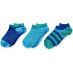 Детские хлопчатобумажные укроченные носки по 3 пары в упаковке.