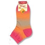 Женские носки с коротким верхом.