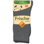 """Носки с ионами серебра """"Frische""""."""