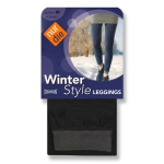 Хлопчатобумажные леггинсы Winter Style.