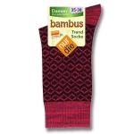 Женские носки из бамбуковой вискозы.