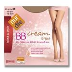 """Колготки """"BB Cream Effect"""" с мейк ап эффектом."""