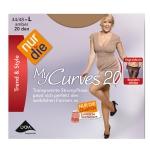 "Колготки ""My Curves"" 20 ден."