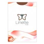 Прозрачные колготки 15 ден Linette.