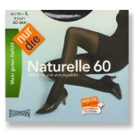 """Колготки """"Naturelle"""" 60 ден. размер XL."""